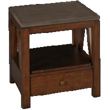 Kincaid Mason 1 Drawer End Table