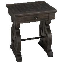 Magnussen Bellamy Rectangular End Table