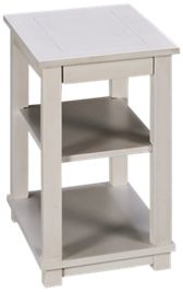 Klaussner Home Furnishings Chambers Chairside Table