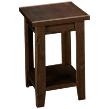 Aspen Alder Grove Chairside Table