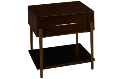 Riverside Dekker Rectangular End Table