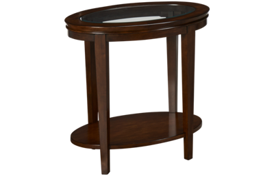 Kincaid Elise Oval End Table