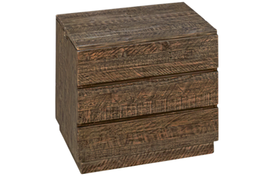 Hammary Reclamation Cube Table with Storage