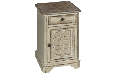 Liberty Furniture Magnolia Manor Chairside Table