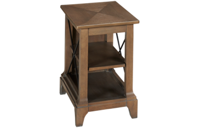 Riverside Windhaven Chairside Table