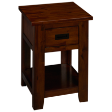 Jofran Coolidge Corner Chairside Table