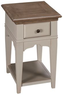 Riverside Myra Chairside Table