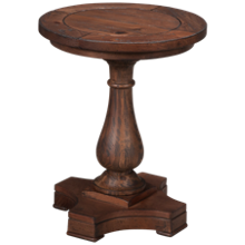 Magnussen Densbury Round Accent End Table