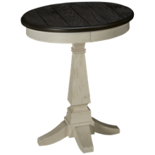 Liberty Furniture Allyson Park Chairside Table