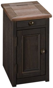 Ashley Tyler Creek Chairside Table