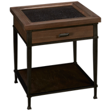 Hammary Austin Rectangle End Table