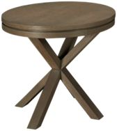 Legacy Classic Rachael Ray's High Line Round Lamp Table