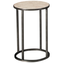 Hammary Modern Basics Round End Table