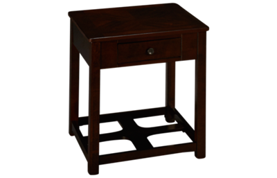 Ashley Marion End Table Rectangle with Storage