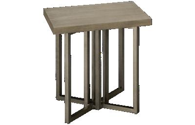Riverside Adelyn Rectangular Side Table