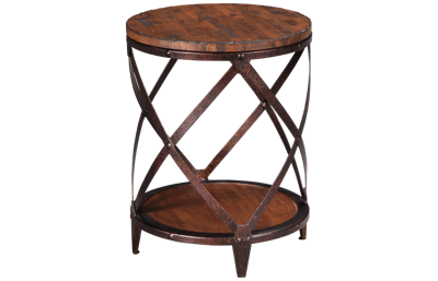 Magnussen Pinebrook Round Accent Table
