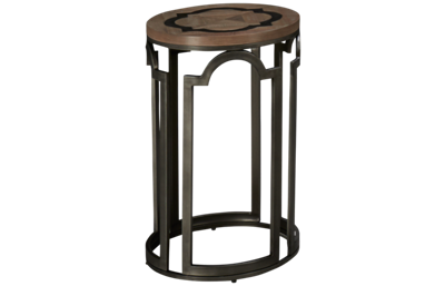 Riverside Estelle Chairside Table