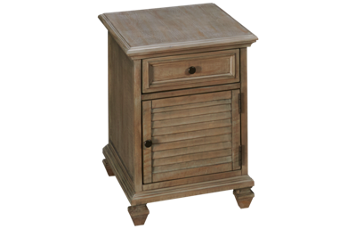 Magnussen Lancaster Chairside Table with Storage