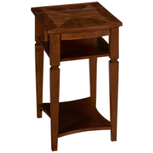 Klaussner Home Furnishings Wentworth Chairside Table