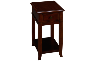 Riverside Campbell Chairside Table