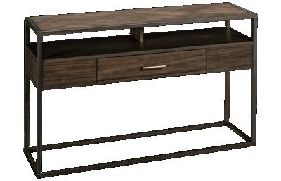 Liberty Furniture Jamestown Sofa Table with Storage