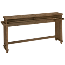 Liberty Furniture Harvest Home Console Bar