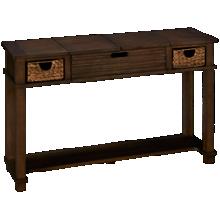 Klaussner Home Furnishings Chambers Sofa Table