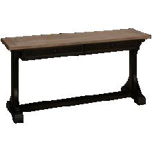 Klaussner Home Furnishings Timberwyck Sofa Table