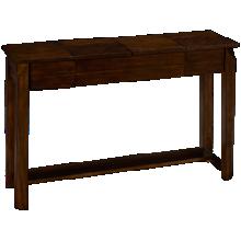Klaussner Home Furnishings Wedgeland Sofa Table