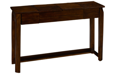 Klaussner Home Furnishings Wedgeland Sofa Table