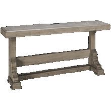 Klaussner Home Furnishings Windmere Sofa Table