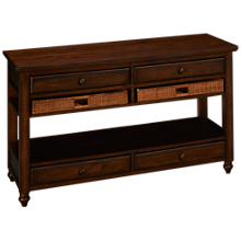 Magnussen Cottage Lane Sofa Table