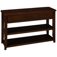 Jofran Twin Cities Sofa Table