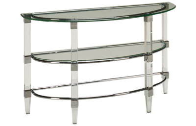 Bassett Mirror Cristal Sofa Table
