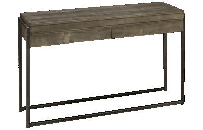 Liberty Furniture Gateway 2 Drawer Sofa Table with Storage