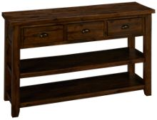 Jofran Artisan's Craft Sofa Table
