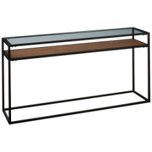 Magnolia Home Showcase Console Table