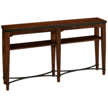 Klaussner Home Furnishings Trisha Yearwood Home Ginkgo Sofa Table