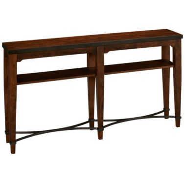 Peachy Klaussner Home Furnishings Trisha Yearwood Home Ginkgo Sofa Table Pabps2019 Chair Design Images Pabps2019Com