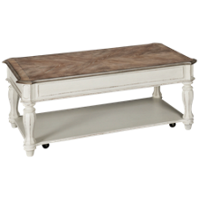 Liberty Furniture Magnolia Lift Top Cocktail Table
