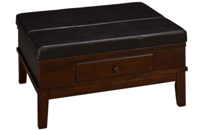Ashley Gately Ottoman Lift Top Cocktail Table with Storage