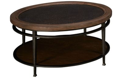 Hammary Austin Round Cocktail Table