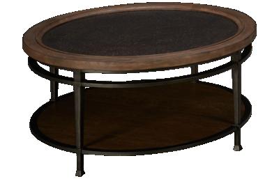Hammary Austin Round Cocktail Table