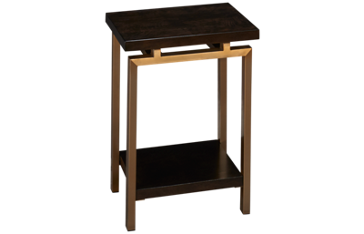 Flexsteel Maya Chairside Table