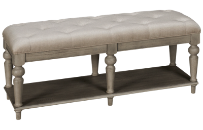 Klaussner Home Furnishings Windmere Bench