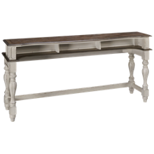 Liberty Furniture Magnolia Manor Console Table