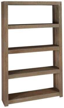 Aspen Contemporary Driftwood Room Divider
