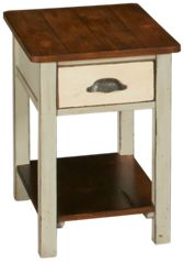 Flexsteel Chateau Chair Side Table