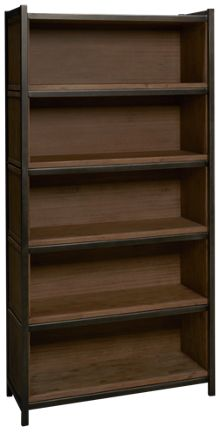 Casana Slade Sliding Bookcase