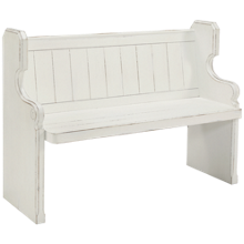 Magnolia Home Pew Bench